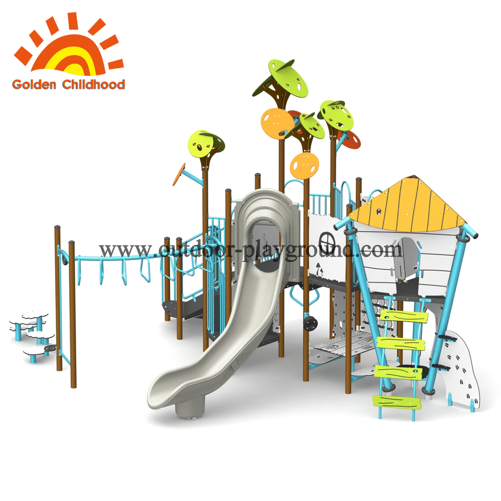 junle outdoor play structure