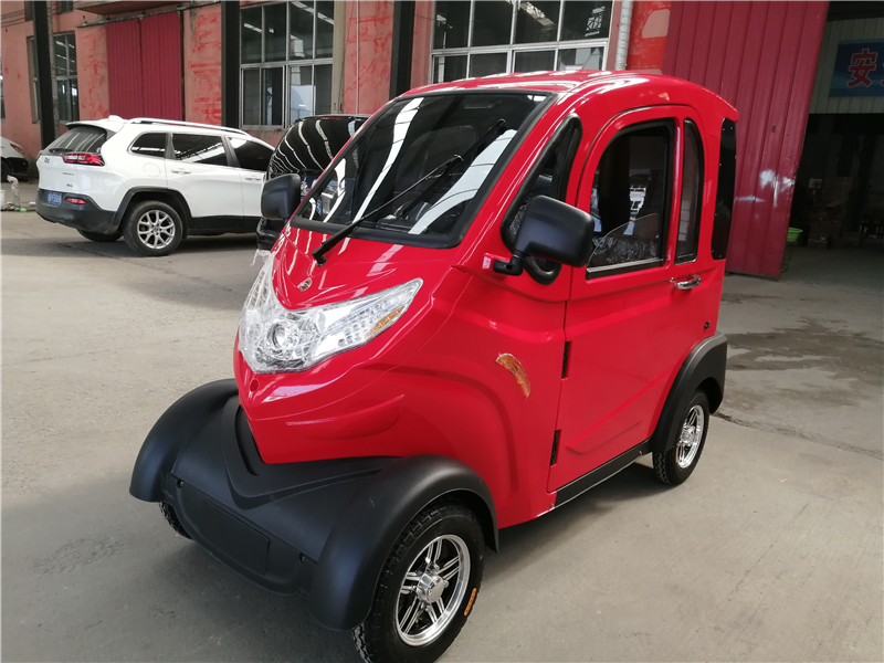 Huajiang Four-Wheel Electric Car