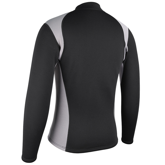 Seaskin Mens Wetsuit Top 2mm