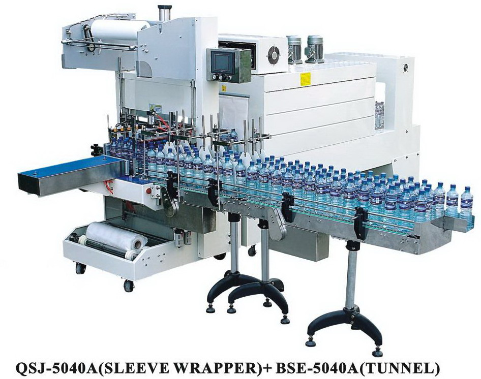 Full-automatic Shrink Packing Machine
