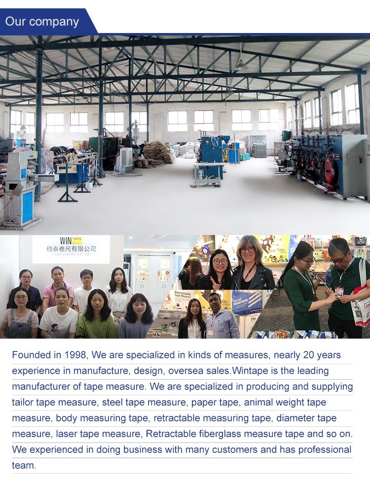 Beworbene Tiergewichtsmessung Pferd Kuh Maßband Hersteller China