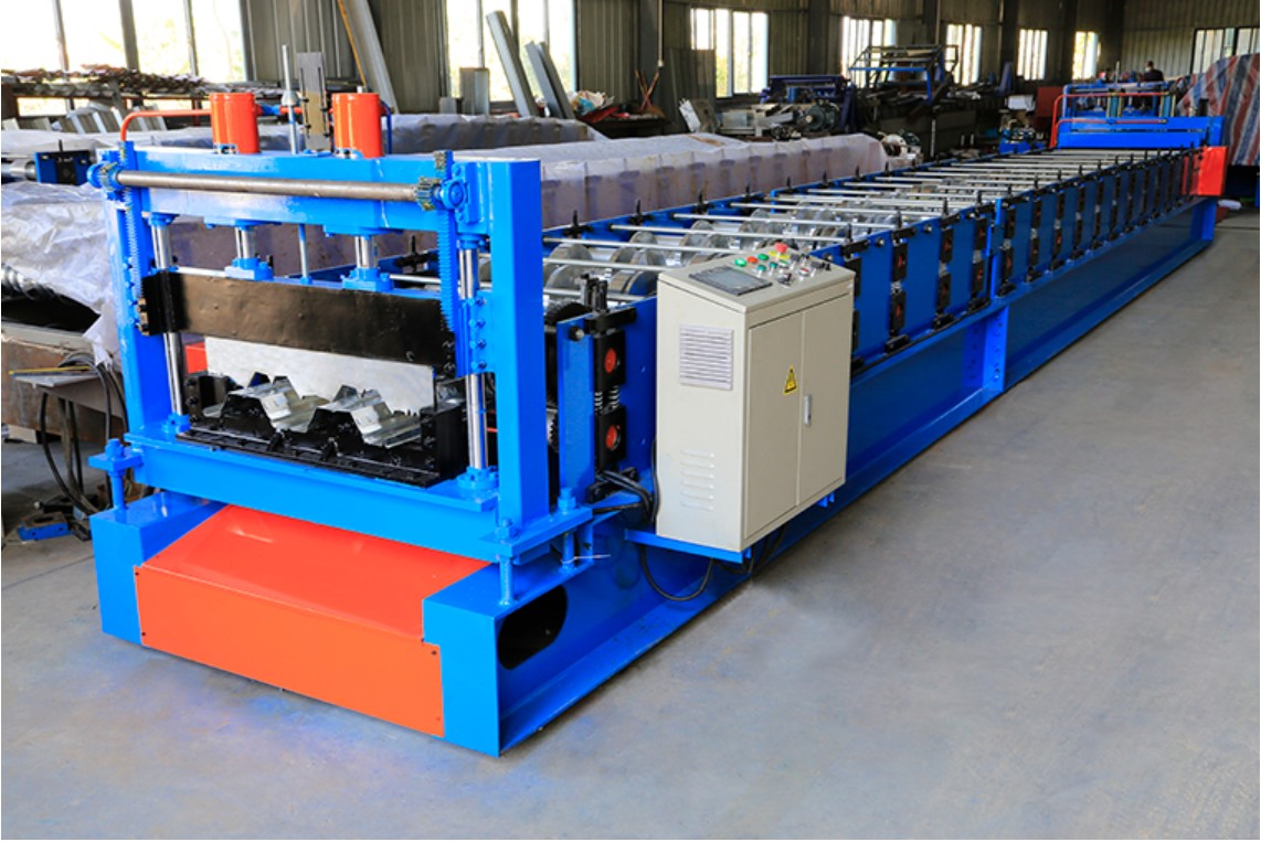 76-305-915 Floor deck roll forming machine