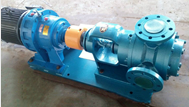 NYP high viscosity internal gear pump