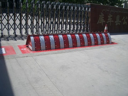 Automatic Rising Kerbs From RS Security Co.,Ltd