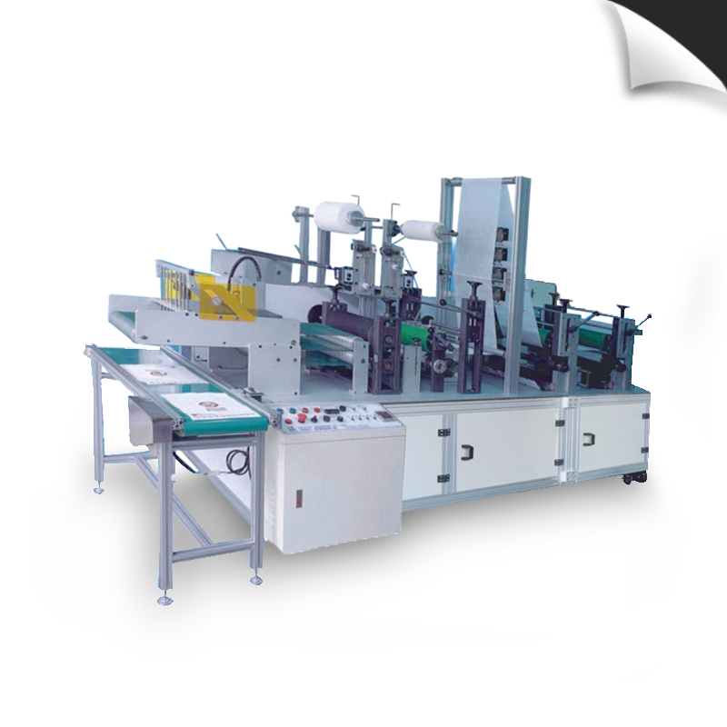 Non Woven Headrest Cover Making Machine