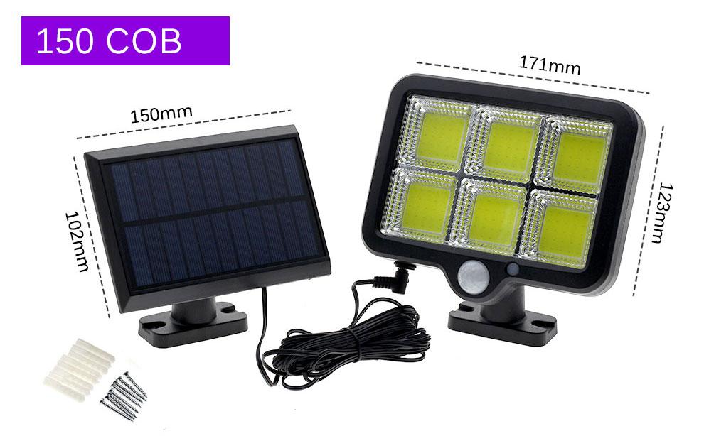 Lámpara Solar 150