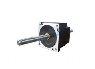 Inside Stepper Motor