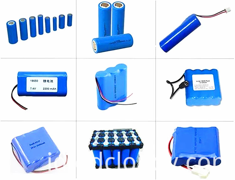 Rechargeable Li-ion Battery