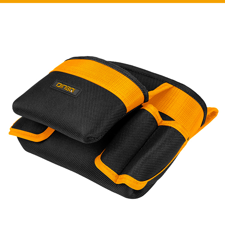 DINGQI multifunction duty electricians large capacity carrier wholesale durable waist tool bag