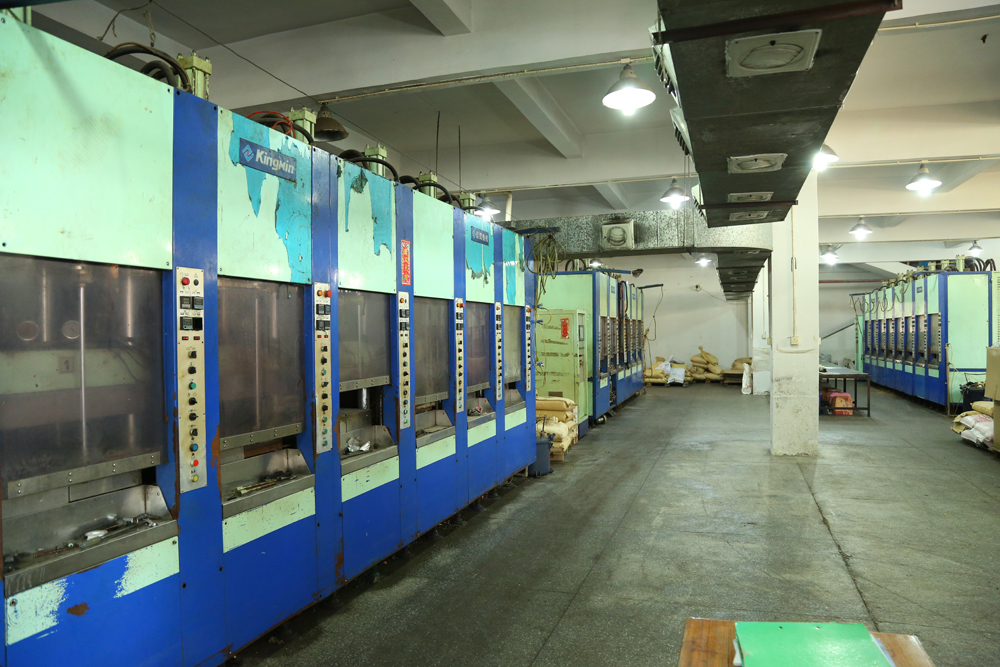 IP injection factory