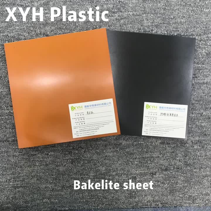 Bakelite sheet- XYH.MP4