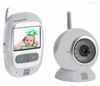 MBOSS Baby Monitor with light