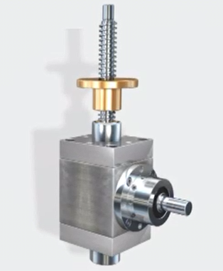 High Speed Screw Jack Lift