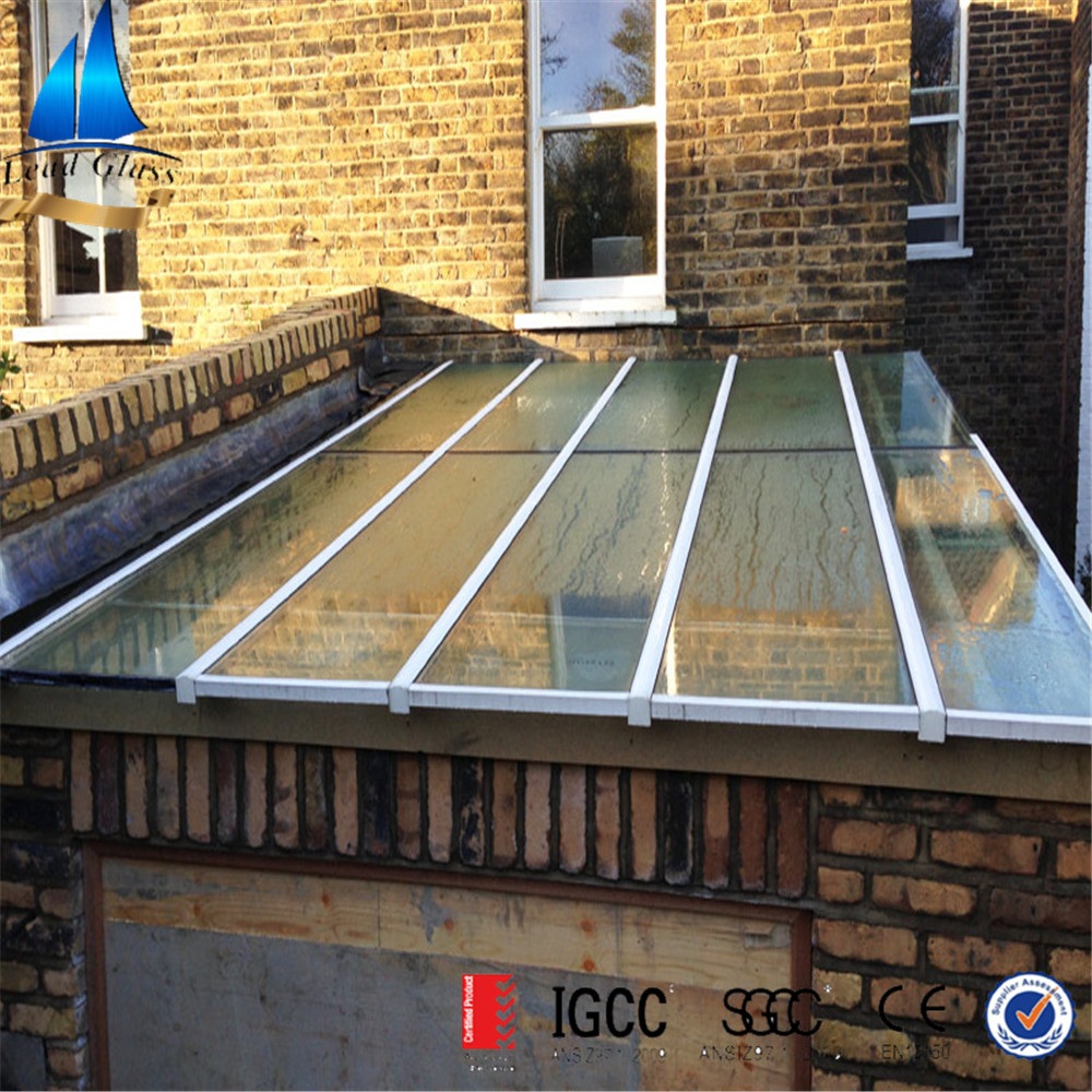 Insulated Roof Glass