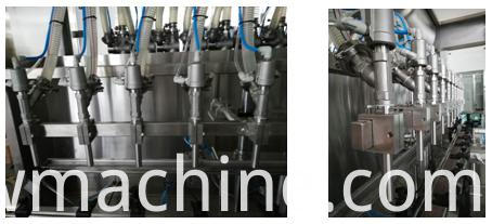 Daily Chemical Filling Machine