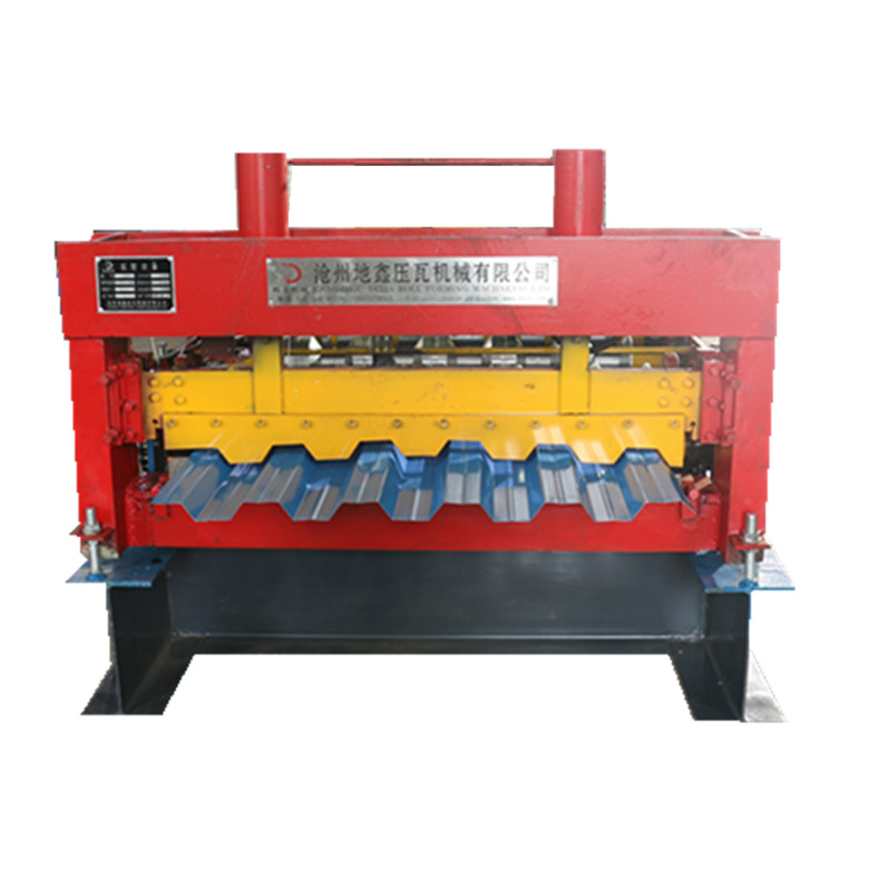 Automatic ibr roll forming machine