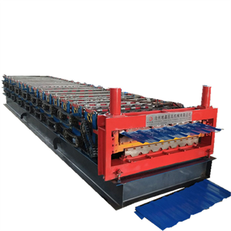 double deck roll forming