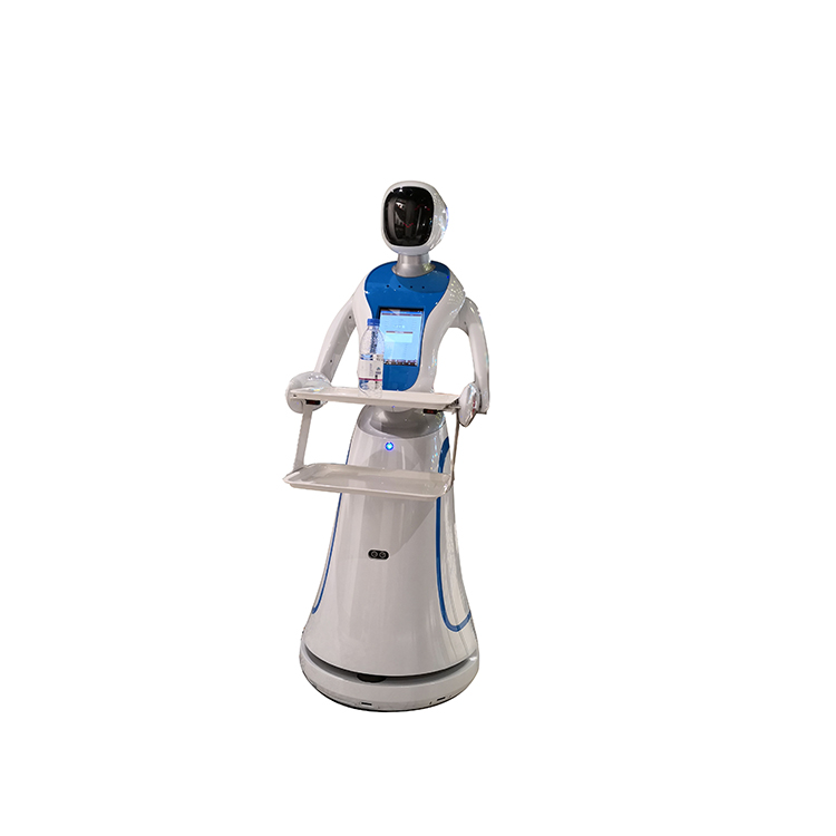 railless waiter robot delivery food robot