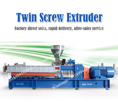 Twin Screw Extruder Elements