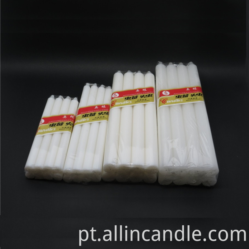 1 2cm White Candle