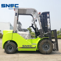 SNSC FD20 2Ton Diesel Forklift to Mexico