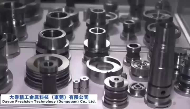 Dayue Precision Technology (Dongguan) Co., Ltd.mp4