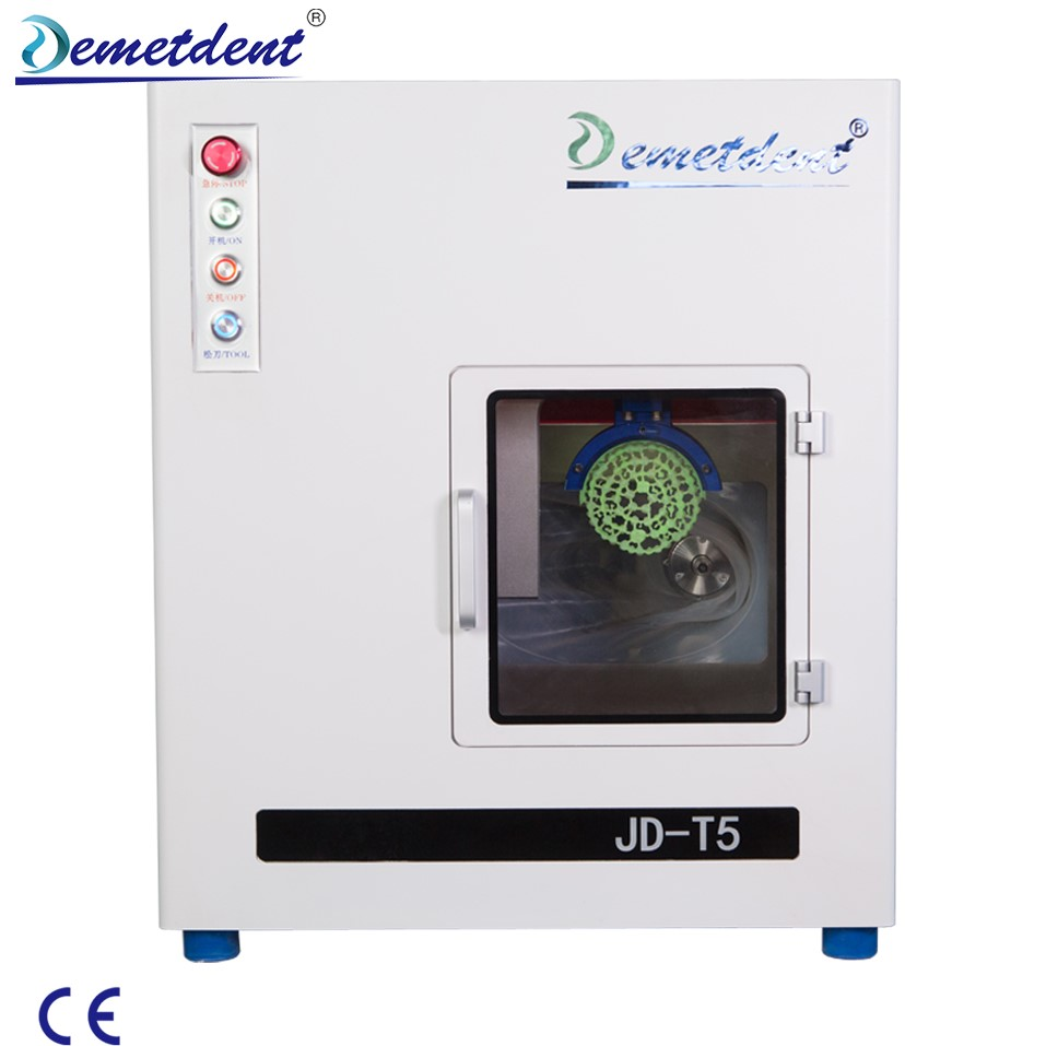 Hot sale 5 axis dental CAD CAM milling machine