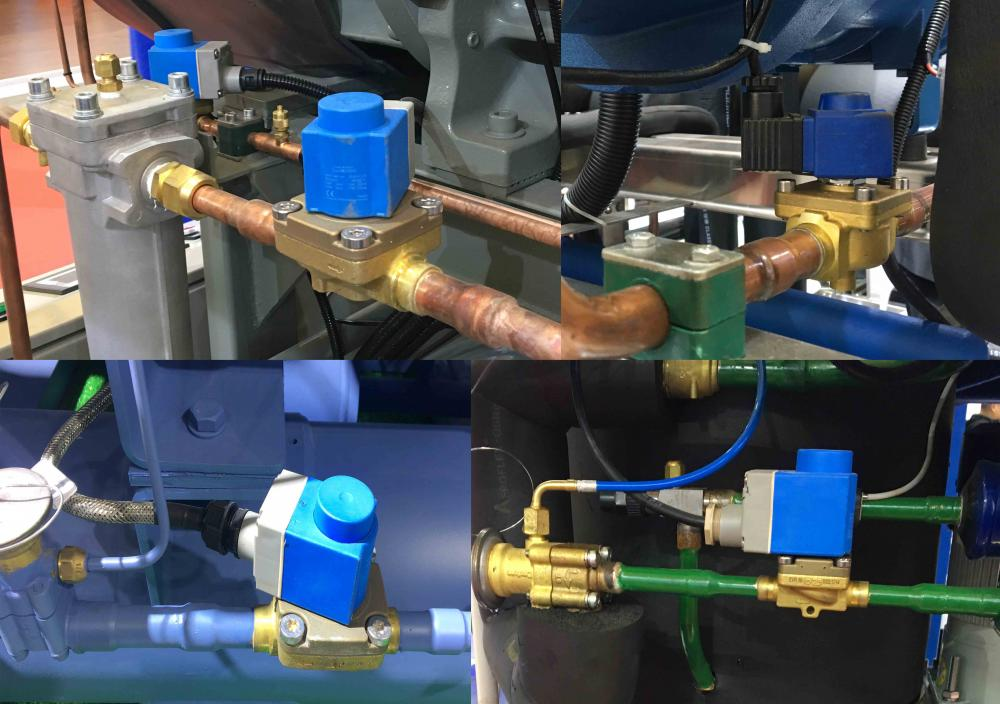 EVR Solenoid Valve Application