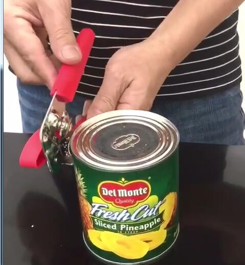How to Use a Can Opener
