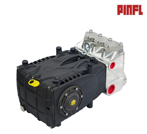 Pinfl high pressure pump for the sweeping truch