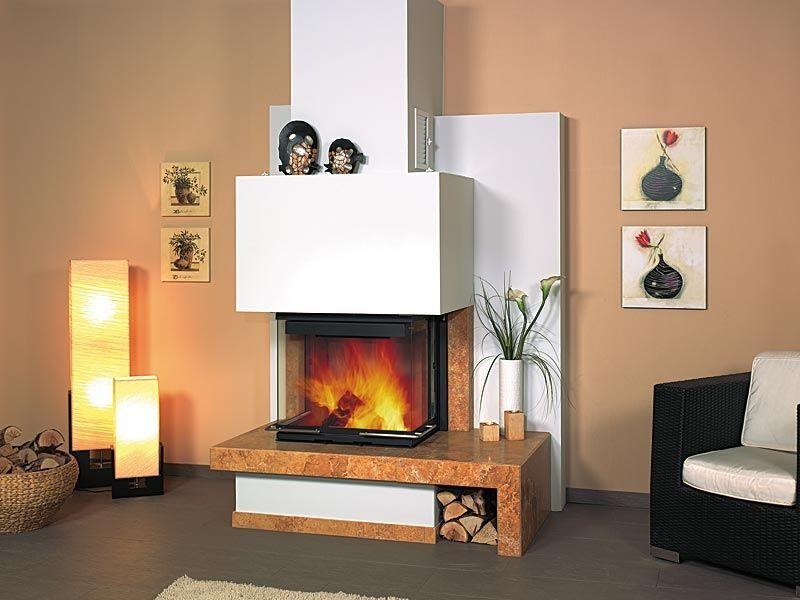 Queensland Wood Fireplace