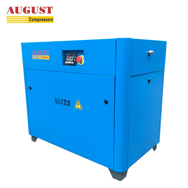 Mounted Screw Air Compressor