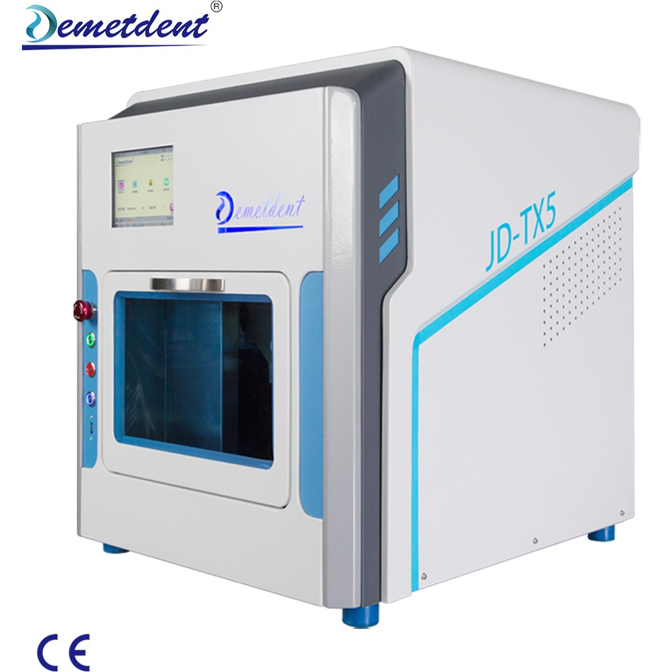 5 axis JD-TX5 CAD CAM milling machine for dental