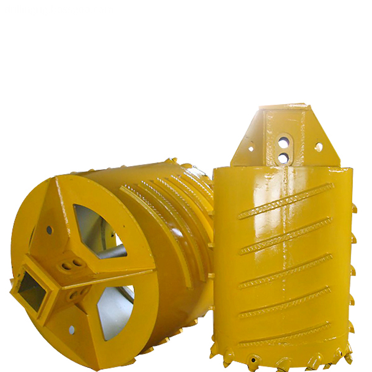 Rotary Drilling Double Wall Casing