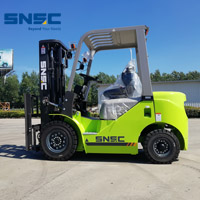 SNSC China 2t diesel forklift to Greece