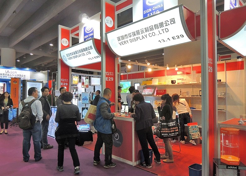 Globalsource gift fair in HK