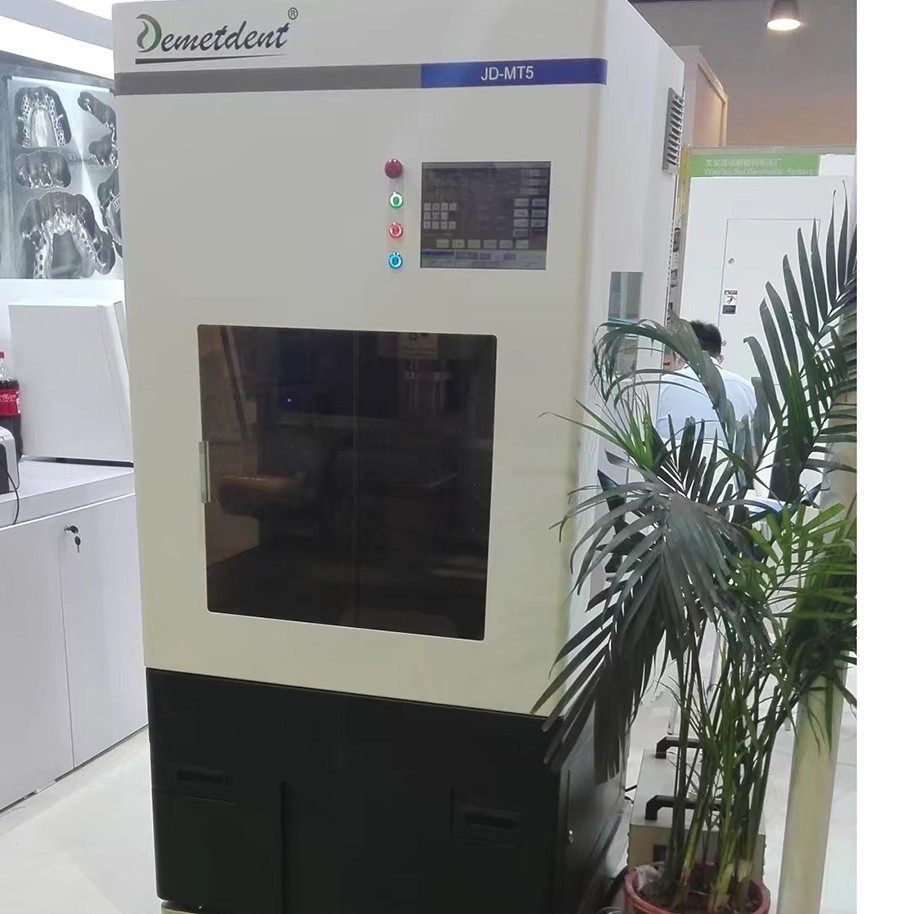 5 Axis dental CAD CAM milling machine