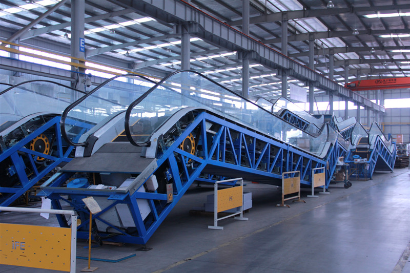 Escalator Production Line