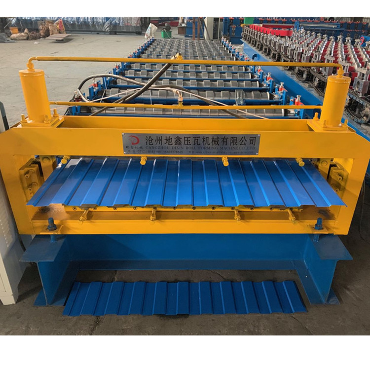 roofing tiles making machine
