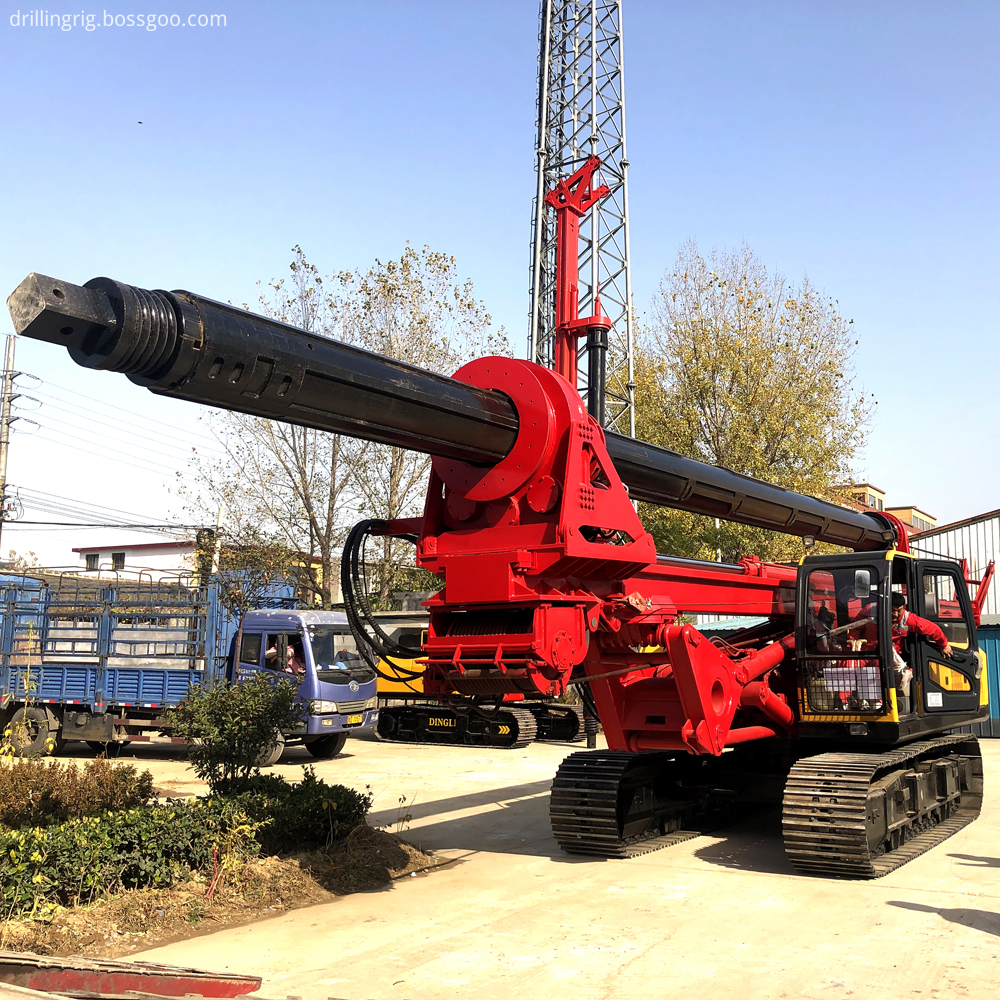 Pile Rotary Drilling Rig