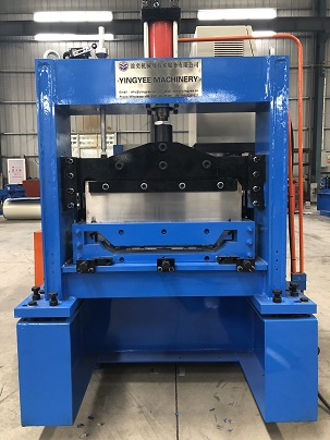 Standing  seam roll forming machine 1