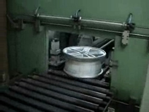 INDUSTRIAL X RAY HUB/WHEEL INSPECTION