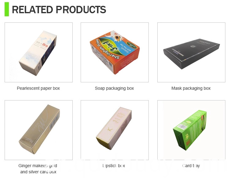Color Packaging Boxes