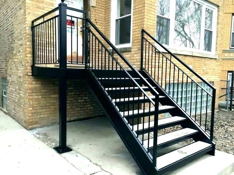 Balcony Stair Railing Fence