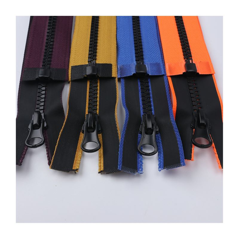 Exquisite 14inch polyester zippers for bag