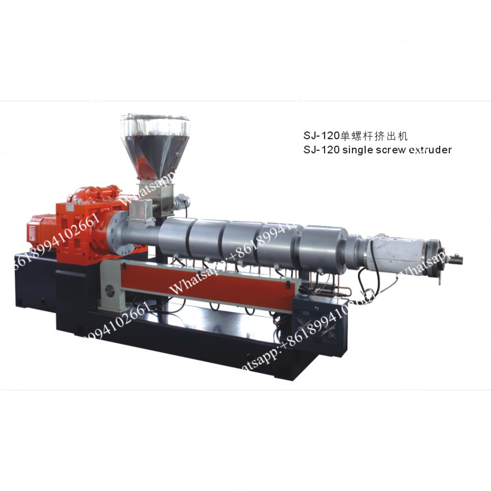 Twin Screw Rubber Extruder