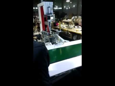 ZX-450 Semi-Automatic rigid box making machine-1
