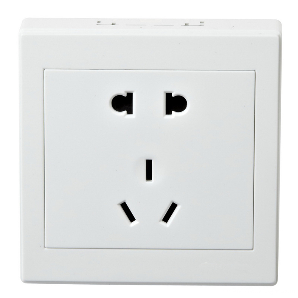 Double Socket With Waterproof