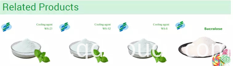 Food Grade Cooling Agent