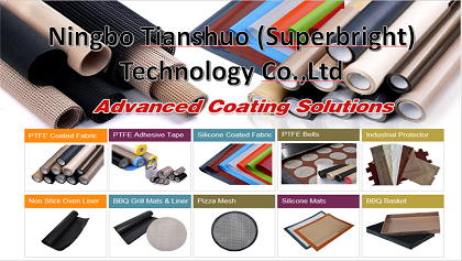 Suppliers For PTFE Oven Mat, Pizza Mesh, Non Stick Mats etc.